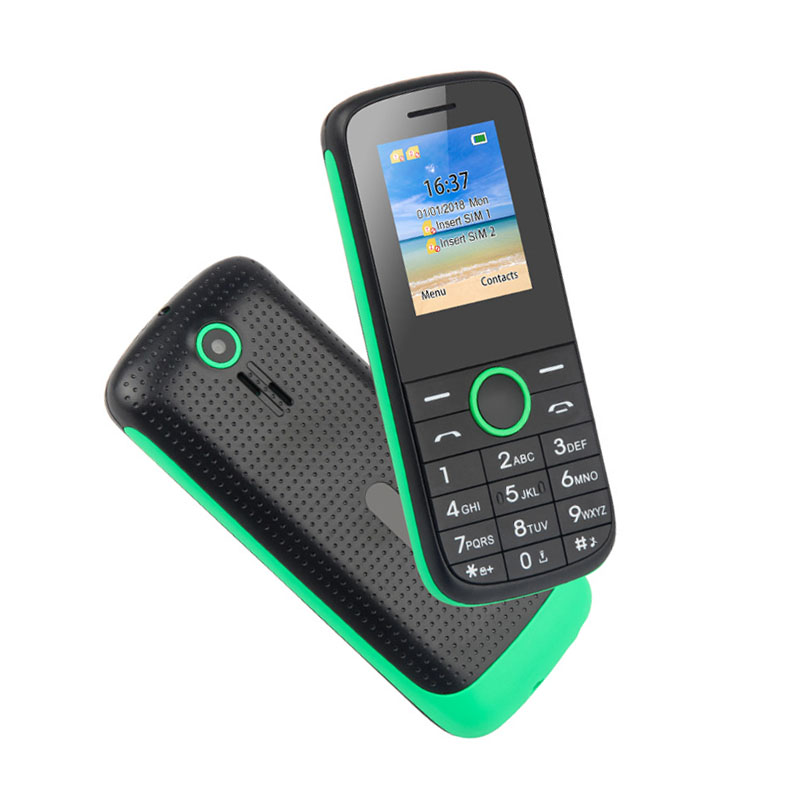 New Product Wireless FM Radio 1.8 Inch China Cheap Mobile GSM Unlock Cell Phone