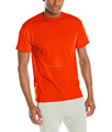 OEM Men's Short-Sleeve T shirt Cotton T-Shirt 50% Cotton 50% Polyester Tee Round neck Tee Plain color tops