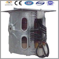 comparison price metal melting machine for aluminium scrap and brass scrap