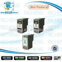 Remanufactured printhead based ink cartridge PG50 CL51,free sample available