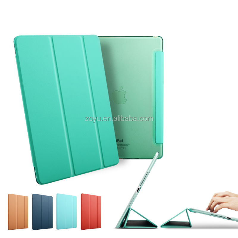 Hot Sale Shockproof Slim Luxury Leather For Ipad Air 2 Case