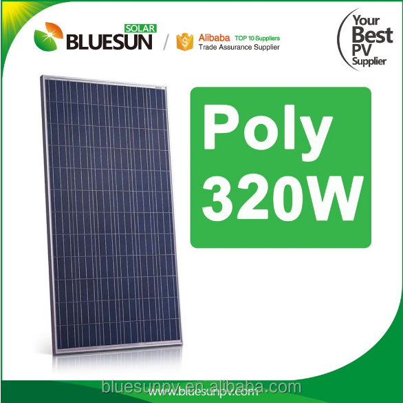 High efficiency new pv solar panels 320w 310w 315w solar panel price for home off grid solar system