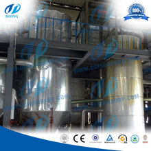 used cooking oil for biodiesel producing line for alternative fuel sources
