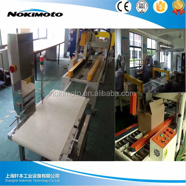 Carton box/Plastic tray sealing machine Supermarket equipment small plastic bag sealer machine