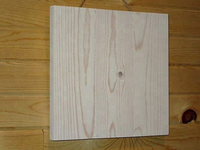 2018 hot wholesale wood art plank for home decoration and creation