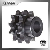 double row sprocket