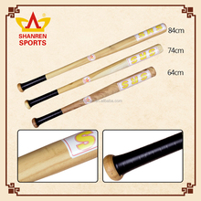 China wholesale cheap price wooden baseball bat
