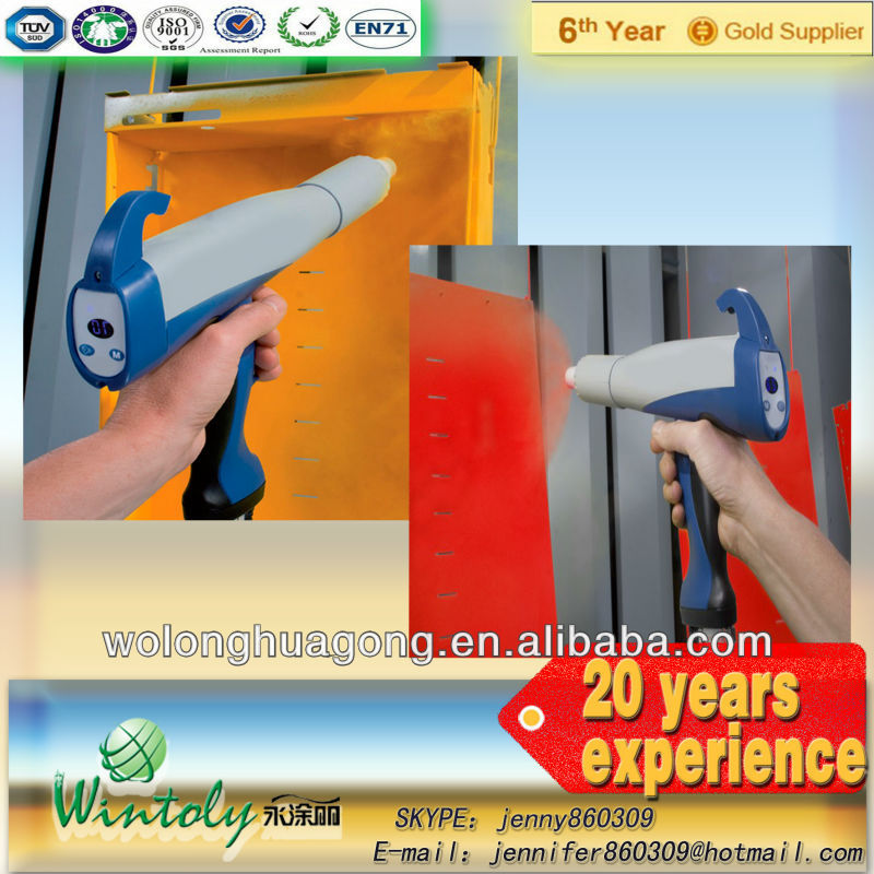 Asian chemicals powder coating spraying paint prices