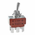 NKK Switches S332F 12mm toggle switch S-332F momentary 2 positions