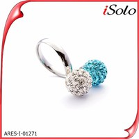 Valentines day gifts artificial american diamond jewellery rings for women