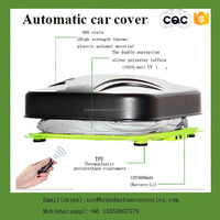 automatic car covers accessories