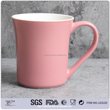13OZ colorful ceramic customized 99 cents dollar store mug