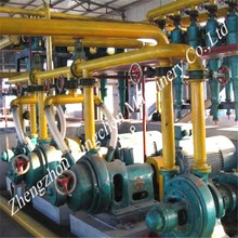 Pulp refiner for paper making machine Double disc paper pulp refiner