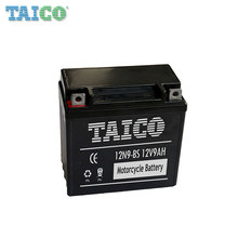 Good price for motor battery 12v 9ah fast charging battery motorcycle