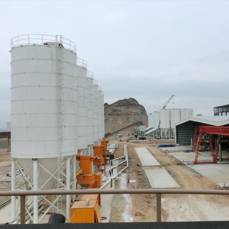 Assembly bolted 100T 200T 300T 500Tconcrete storing silo with competitive price