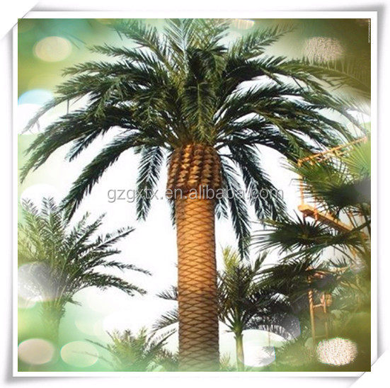 Camouflaged palm tree for decoration with good quality