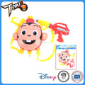 Hot sell summer toy funny monkey gun animal backpack water gun for wholesale