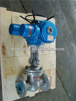 pn25 double flanged knife gate valve