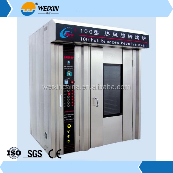 Rotary Diesel Oven For Bakery
