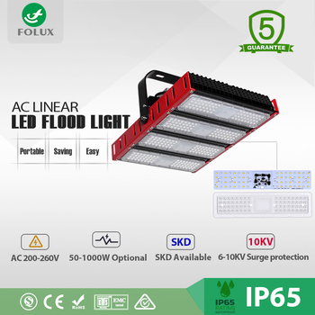 Wholesale IP65 waterproof driverless LED tunnel light 200w