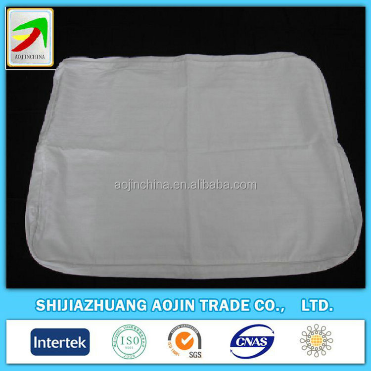 High quality china plain cotton pillow cases