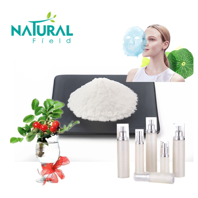 Skin whitening Alpha Arbutin with Natural Field