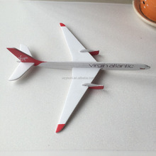 A5 foam board die cut GLIDERS foam airplane gliders