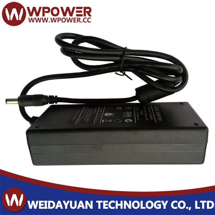 New 12V 6A power supply AC/DC adapter for RGB LED Strip