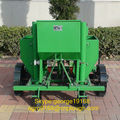 New conditions agricultural Two rows potato seeding equipments for tractor