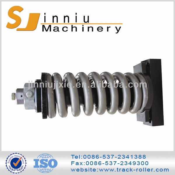 front idler cushion spring, excavator spare parts