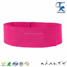 Heavy Duty Sling Non-Slip Strong Hip Resistance Circle Bands with Handy Travel Pouch for Glutes and Quads Supertraining