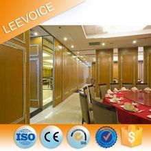 Folding Acoustic Movable Partition Walls Panels