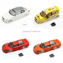 Wearable 1/28 mini z rc car body shells for sale