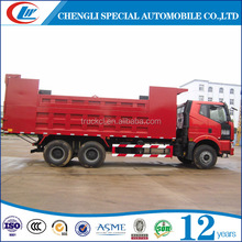 6X4 Dump truck Sino tipper truck Heavy load dump truck for sale