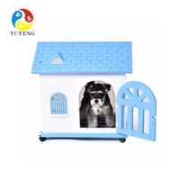 plastic fashion dog house from manufacturer