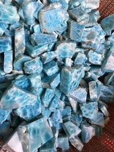 TOP QUALITY NICE NATURAL LARIMAR ROUGH FOR SALE WHOLESALE