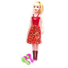 18 inch music Fashion plastic bobby toys doll