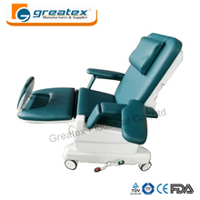 Multi Function Electric Blood Donation Chair Medical Motorized Chairs