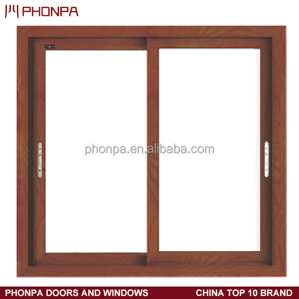 2016 latest window grill design aluminium products sliding for Window design 2016