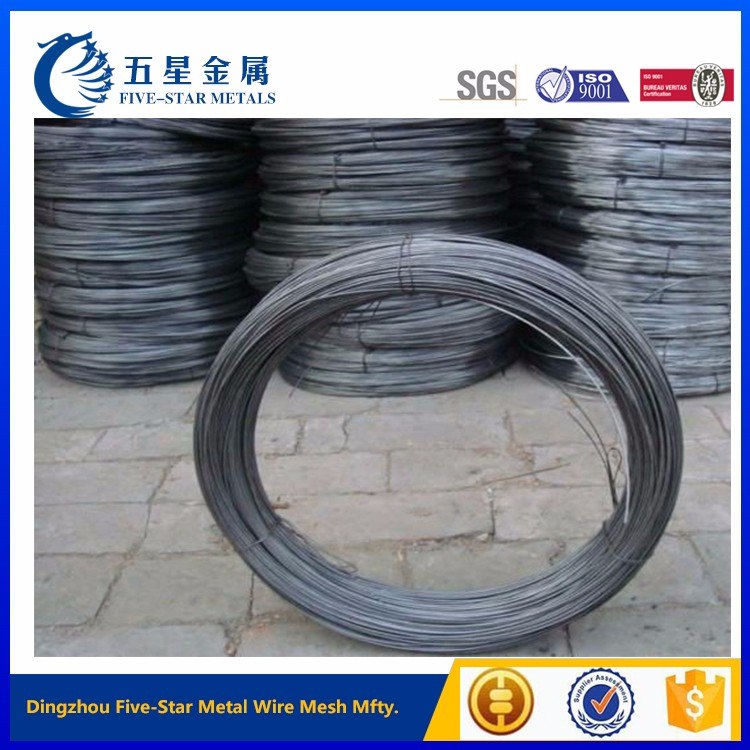 Soft Black 18 gauge soft black annealed iron wire