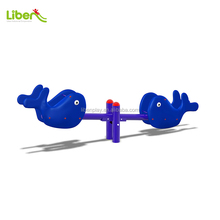 seesaw outdoor playground equipment