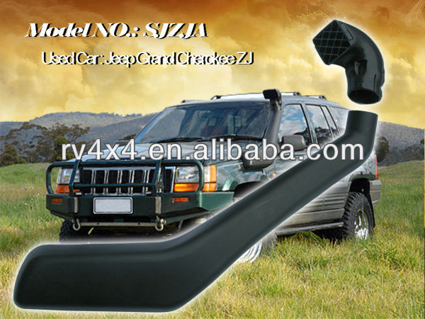 good quality Jeep accessorie Jeep 4wd snorkel SJZJA for Jeep Grand Cherokee ZJ