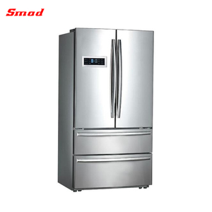 635L Big Capacity Total Frost Free French Door Refrigerator With Multiple Space
