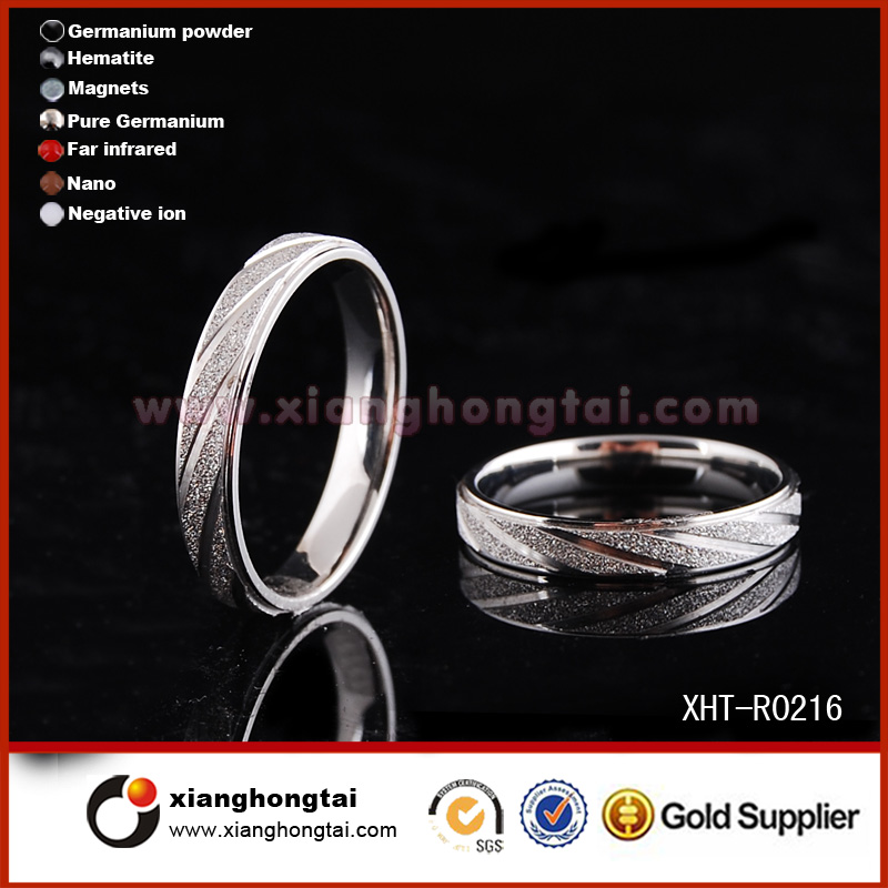 fashion jewelry wholesale manufacturer custome magnetic o ring