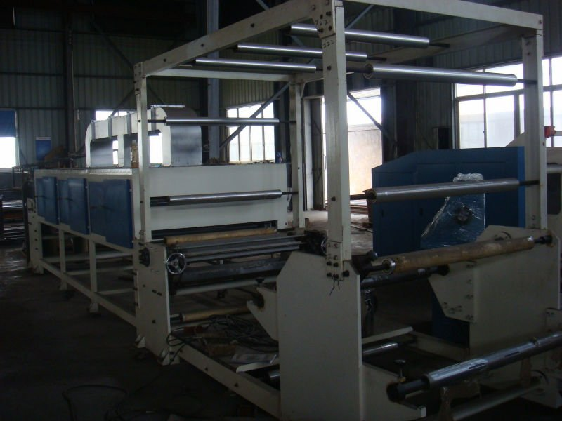 Insulation Paper Hot Melt Laminating Machine
