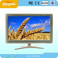 24 inch LED tv with 21.5 or 24 inch LED panel