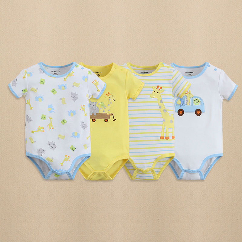 2014 baby clothes baby bodysuit 100 cotton