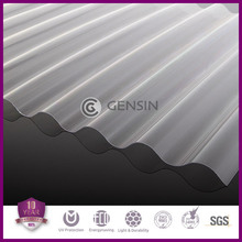 Extruded Polycarbonate Sheet/ Corrugated PC Sheet/ Cheap Polycarbonate Sheet