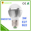 high lumen cheap christmas light bulb covers 3w led light bulb b22 12v