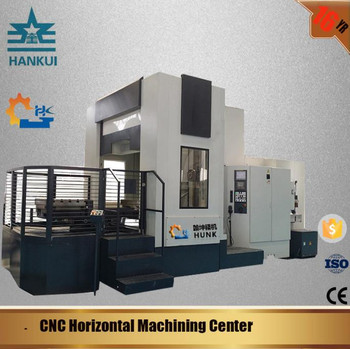 Horizontal Grinder CNC Milling Center